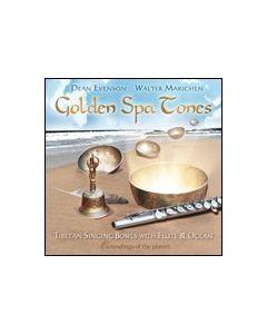 Golden Spa Tones CD