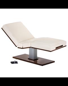 LEC Pedestal Salon Top Electric Lift Table