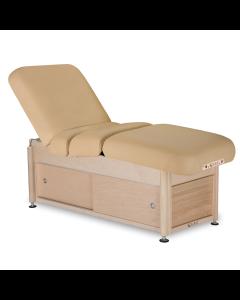 Serenity™ Salon Treatment Table Cabinet Base w/ PowerAssist™