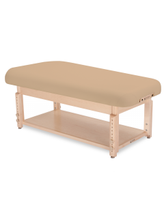 Sonoma Flat Top Spa Treatment Table Shelf Base
