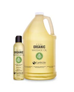 Organic Massage Oil