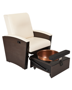Mystia™ Luxury Manicure / Pedicure Chair