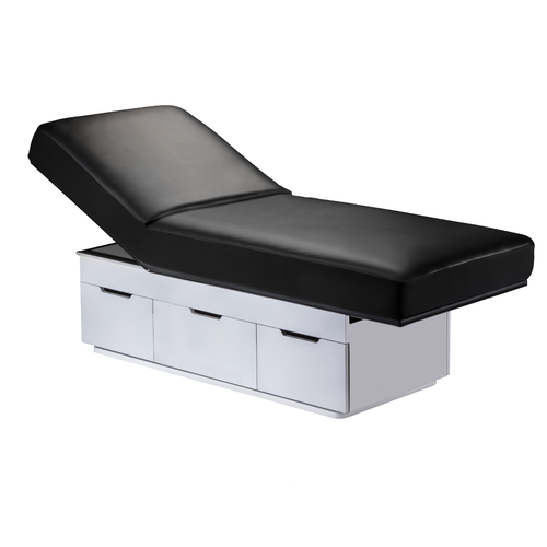 Century City™ Dual-Pedestal Low-Range Treatment Table with Pull Out Drawer