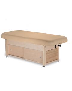 Napa Flat Top Spa Treatment Table Cabinet Base