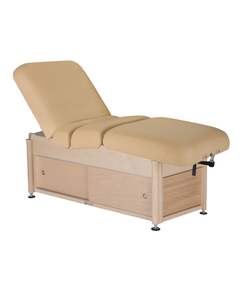 Napa Salon Treatment Table Cabinet Base w/ PowerAssist™