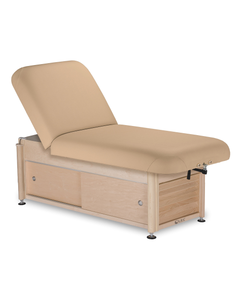Napa Facial Spa Treatment Table Cabinet Base w/ PowerAssist™