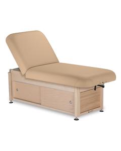 Napa Manual Tilt Spa Treatment Table Cabinet Base