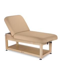 Napa Manual Tilt Spa Treatment Table Shelf Base