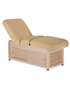 Serenity™ Salon Treatment Table Cabinet Base w/ PowerAssist™