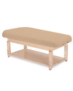 Sonoma Flat Top Spa Treatment Table Shelf Base