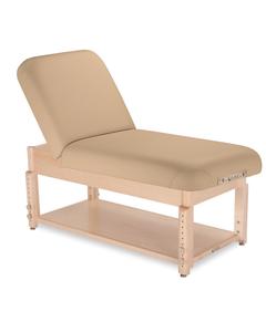 Sonoma Manual Tilt Spa Treatment Table Shelf Base